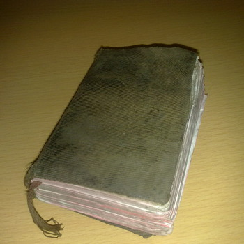 WWI Private soldier New Testament pocket Bible