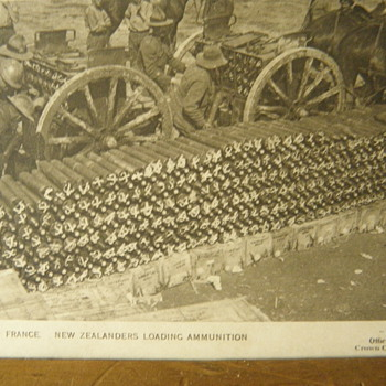 First World War Post Cards - Military and Wartime