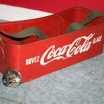 coca cola stadium carrier bottle opener - Coca-Cola