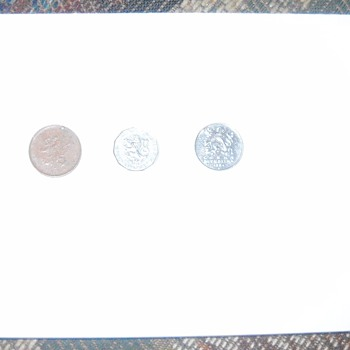 Czech Korunas - World Coins