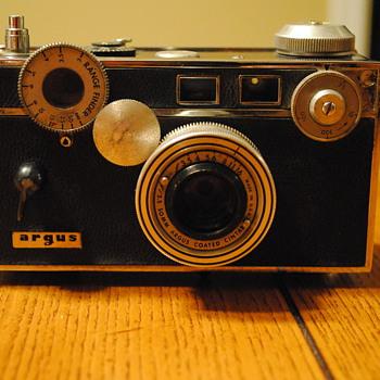 1939 Argus C3