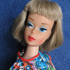 Granny Grey long hair high color face American Girl Batbie