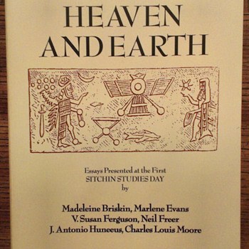 Of Heaven and Earth - Sitchin Studies Day - Books