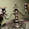 Silver Candelabra from England
