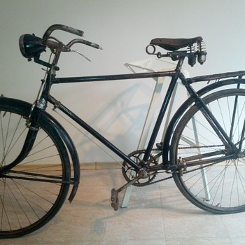 fahrrad brennabor bike 