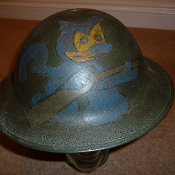 WW1 American trench art ? - Military and Wartime