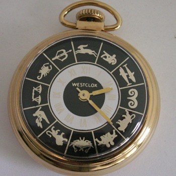 Westclox Zodiak Time - Pocket Watches