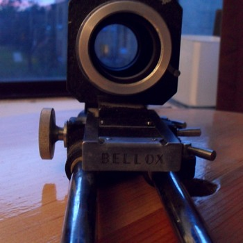 Asahipentax Bellows unit.