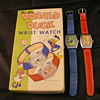 1948 Donald & 1947 Daisy Duck wristwatches