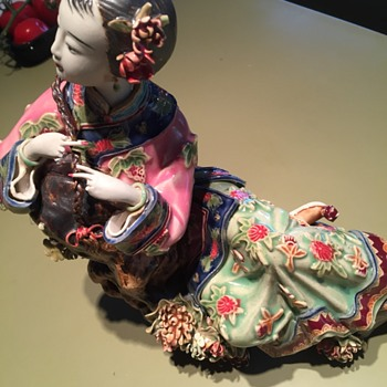 Japanese Lady? - Figurines