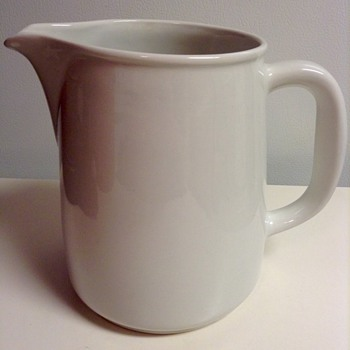 KAJ FRANCK ARABIA CERAMIC PITCHER