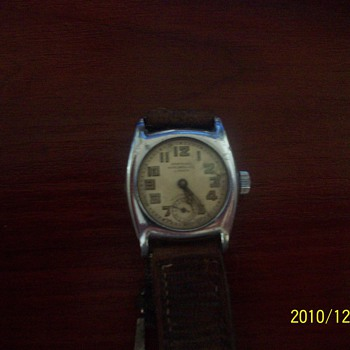WW11 Wristwatch I think made by G.&amp; M. Lane or Lake Co. Ltd London - Wristwatches