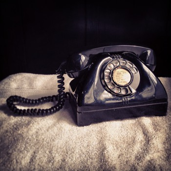 "U.S Signal Corp ""Toaster Phone"""