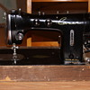 1940's era Caser industrial sewing machine