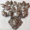 Latest sterling silver Dragestil necklace oddity find