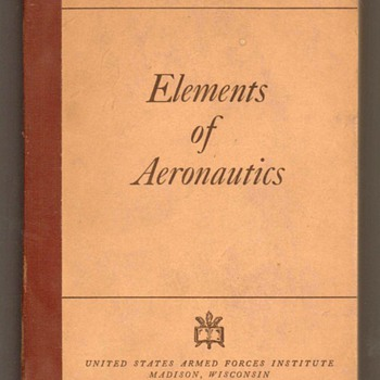 US Military Education Manual - Aeronautics
