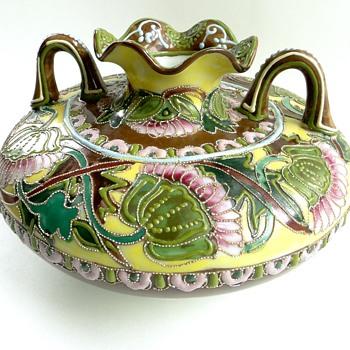 Nippon vase - Asian