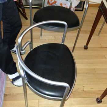 Is there anybody able to tell me with some information about these chairs