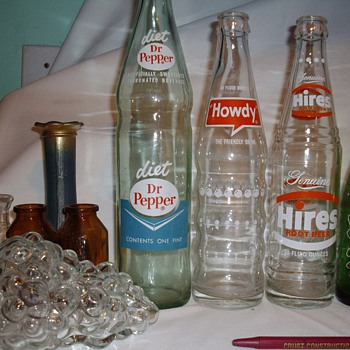 Some misc bottles.