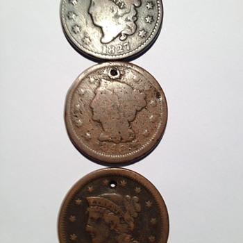 large penny - US Coins