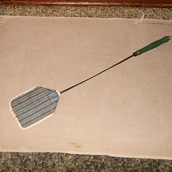 A Vintage Fly Swatter - Tools and Hardware