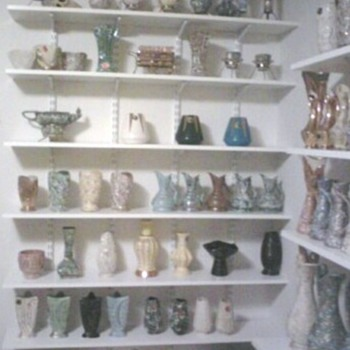 WALL TO WALL TO WALL TO WALL SAVOY - Art Pottery