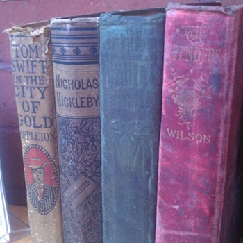 Antique Books - Books