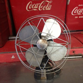 Wizard Electric Fan