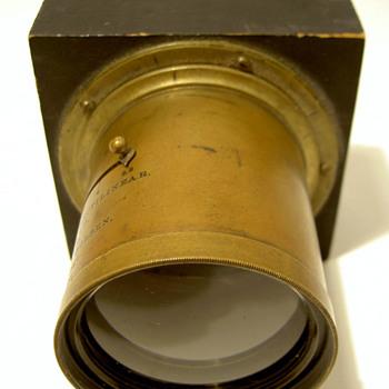 Golsen Brass Lens - Cameras