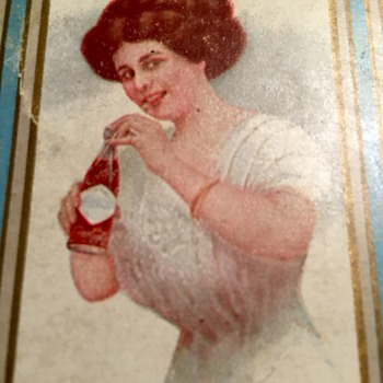 1909 Single Playing Card