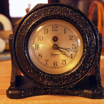 "1929 Kenmore (Kodel) Clock, ""Princess Pat"" model - Art Deco"