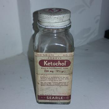 Ketochol medicine