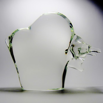 LICIO ZANETTI  - Art Glass