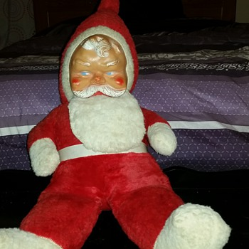 Bijou toys Santa doll - Christmas
