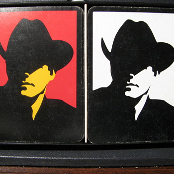 Marlboro Wild West Playing Cards - Cards