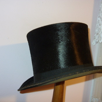 top hat and derby hat by levi strauss