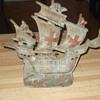 Cast iron ships