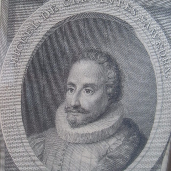 Original doument, written and signed by MIGUEL DE CERVANTES SAAVEDRA