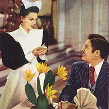 """The Harvey Girls"" 1946 Movie About The Traveling Waitresses Of FredHarvey and His Traveling Waitresses. - Movies"