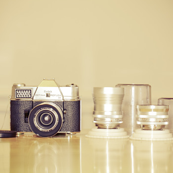 Kodak Retina Reflex IV - Cameras