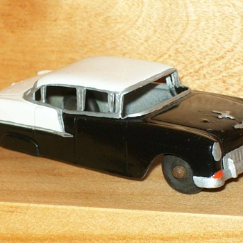 1955 Chevy Tootsie toy!
