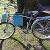 1956 Schwinn Bicycle &amp; Electric Motor