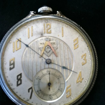 Dad's watches - Pocket Watches