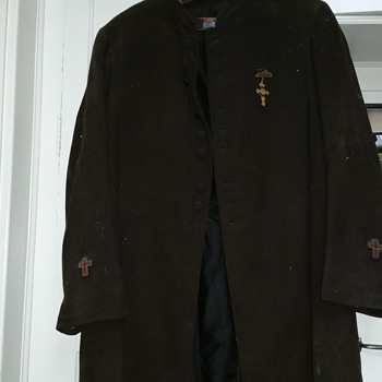 Knights temple jacket