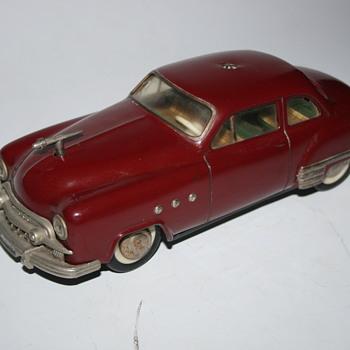 Schuco ingenico 5335 tin toy car