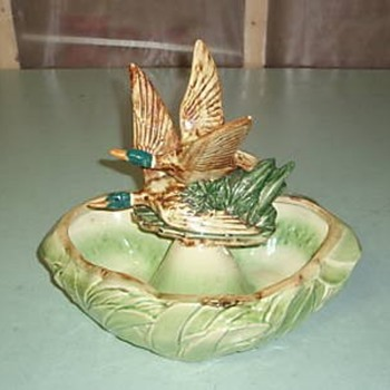 Flying Ducks Planter