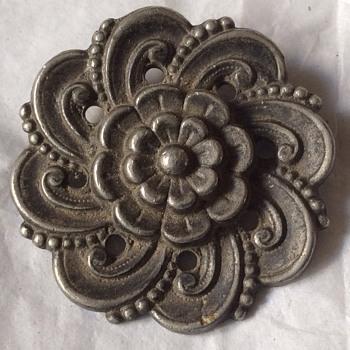 Antique brooch - Costume Jewelry