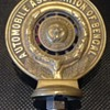 Very rare Automobile Association of Bengal members badge stamped 1884  (18 of 84)