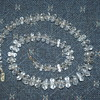 Update:  Re-Strung Vintage Crystal Necklace