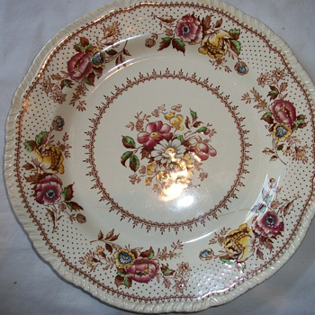 england - China and Dinnerware